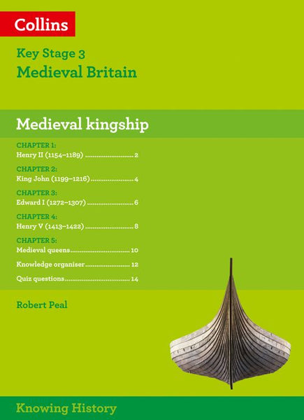 Knowing History - KS3 History Medieval Kingship
