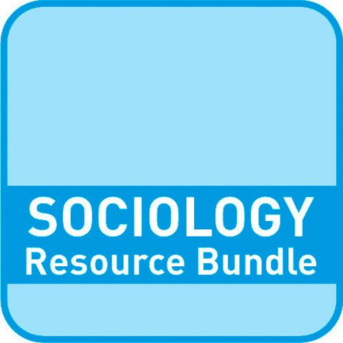 Sociology Resource Bundles - Sociology Resource Bundles – Families and Households: Paid for download edition