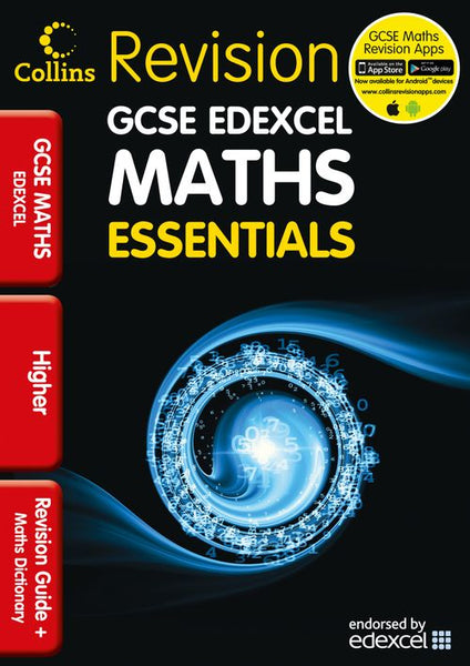 Collins GCSE Essentials - Edexcel Maths Higher Tier:Collins Online Learning 1 Year edition