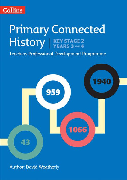 Connected History - Connected History – Key Stage 2 (Years 3 and 4): Collins Primary History CPD programme
