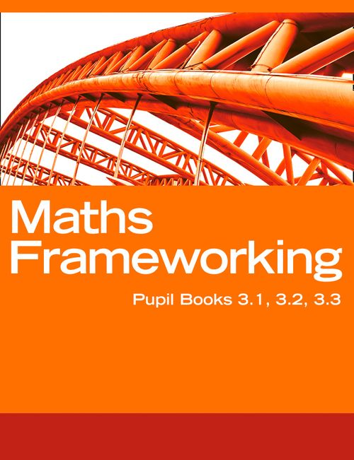 Maths Frameworking - KS3 Maths Interactive Book, Homework and Assessment Pack 3: Powered by Collins Connect, 1 year licence (Maths Frameworking)