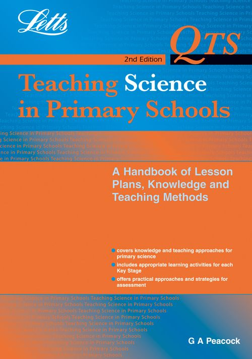 Letts QTS - QTS: Teaching Science in Primary Schools