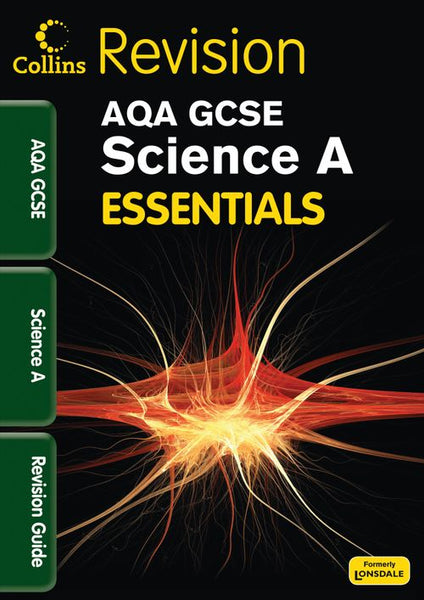 Collins GCSE Essentials - AQA Science A:Collins Online Learning 1 Year edition