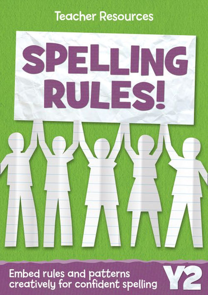 Spelling Rules - Year 2 Spelling Rules