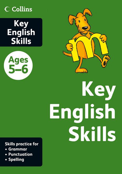 Collins Practice - Key English Skills Age 5-6