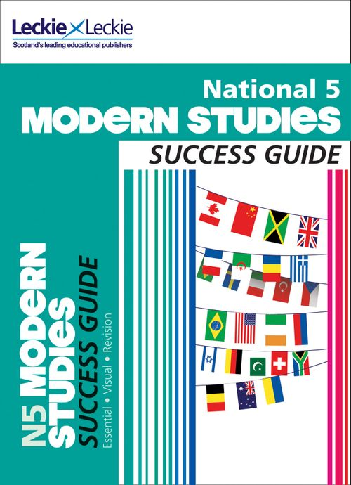 Success Guide - National 5 Modern Studies Success Guide