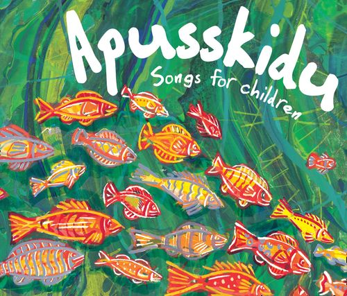Songbooks - Apusskidu (Triple CD Pack) : Songs for children