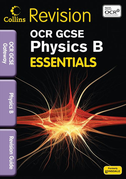 Collins GCSE Essentials - OCR Gateway Physics B:Collins Online Learning 1 Year edition