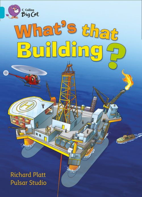 Collins Big Cat - What's that building? Workbook