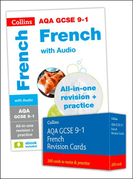 GCSE 9-1 AQA French Catch-Up Bundle