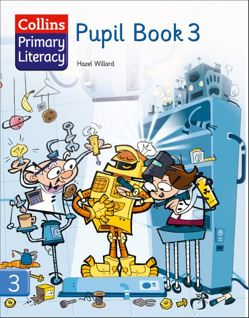 Collins Primary Literacy - Pupil Book 3