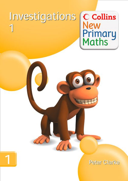 Collins New Primary Maths - Collins New Primary Maths – Investigations 1: Download edition