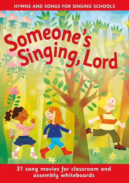 Songbooks - Someone's Singing, Lord: Singalong DVD-Rom : Single-user licence
