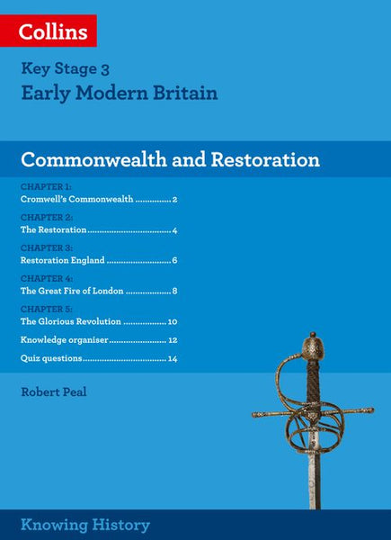 Knowing History - KS3 History Commonwealth and Restoration