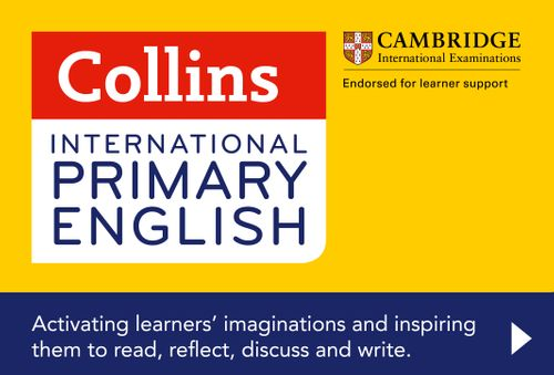 Collins Cambridge International Primary English - International Primary English Level 3 : Powered by Collins Connect, 1 year licence