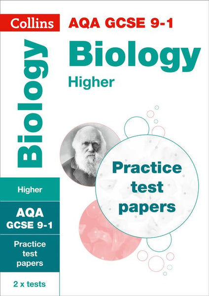Collins GCSE 9-1 Revision - AQA GCSE 9-1 Biology Higher Practice Test Papers : Online document