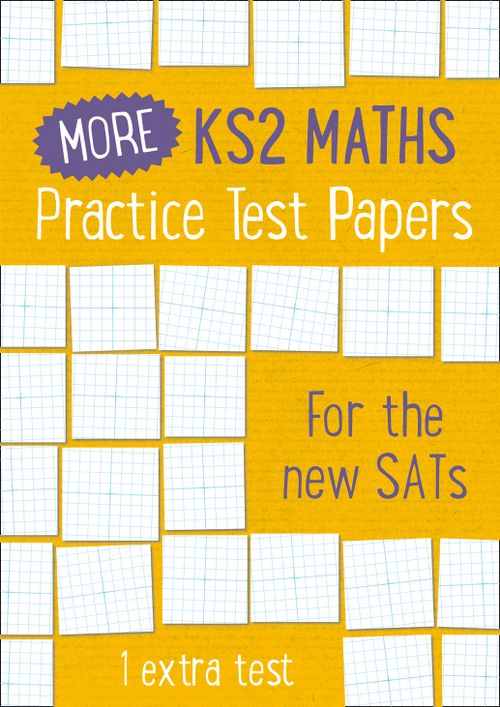 Practice Test Papers - More Maths KS2 SATs Practice Test Papers - (Online download): Downloadable document edition