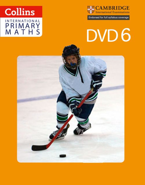Collins International Primary Maths - DVD 6