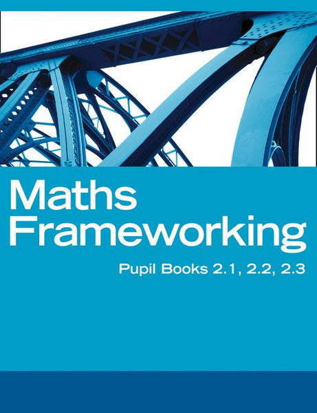 Maths Frameworking - KS3 Maths Interactive Book, Homework and Assessment Pack 2: Powered by Collins Connect, 3 year licence (Maths Frameworking)