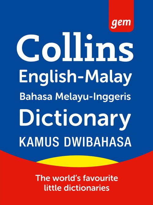 Collins Gem - Malay Dictionary