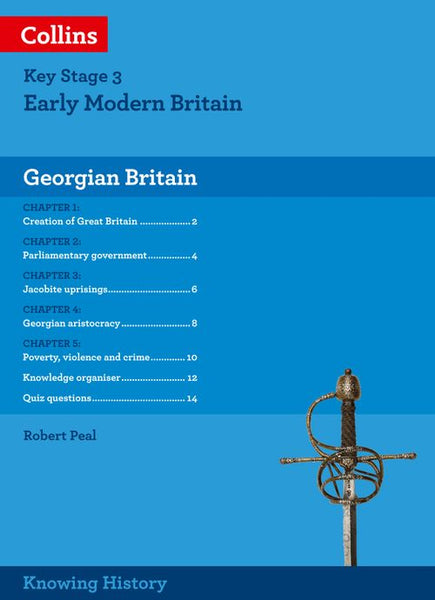 Knowing History - KS3 History Georgian Britain