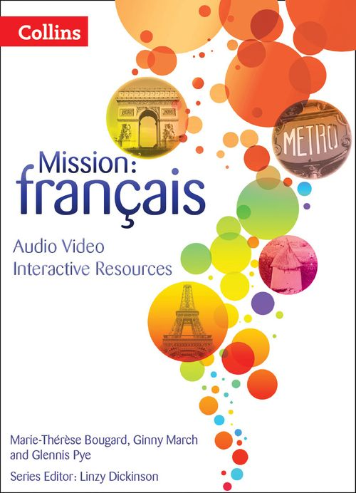 Mission: français - Mission: français – Interactive Pupil Book 1: Powered by Collins Connect, 1 year licence