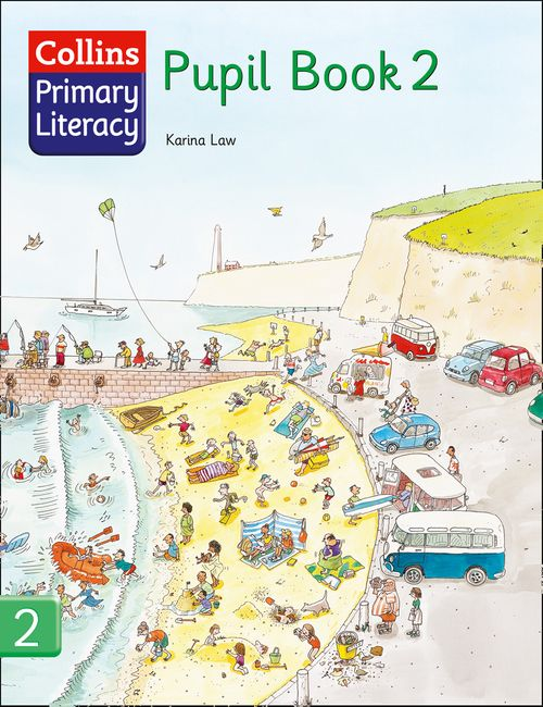 Collins Primary Literacy - Pupil Book 2