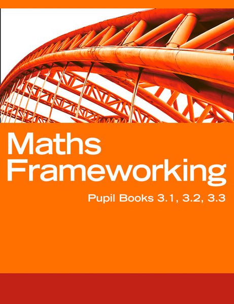 Maths Frameworking - KS3 Maths Interactive Book, Homework and Assessment Pack 3: Powered by Collins Connect, 3 year licence (Maths Frameworking)