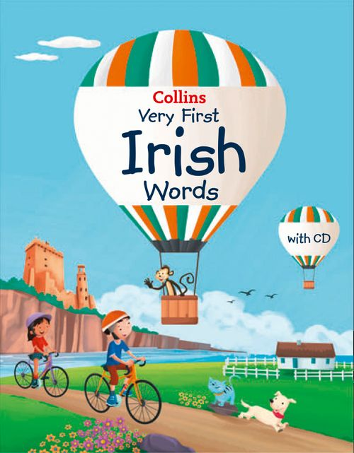 Collins Primary Dictionaries - Collins Very First Irish Words