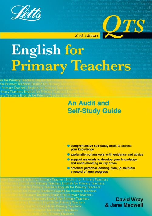 Letts QTS - QTS: English for Primary Teachers