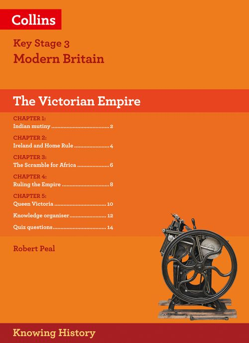 Knowing History - KS3 History The Victorian Empire