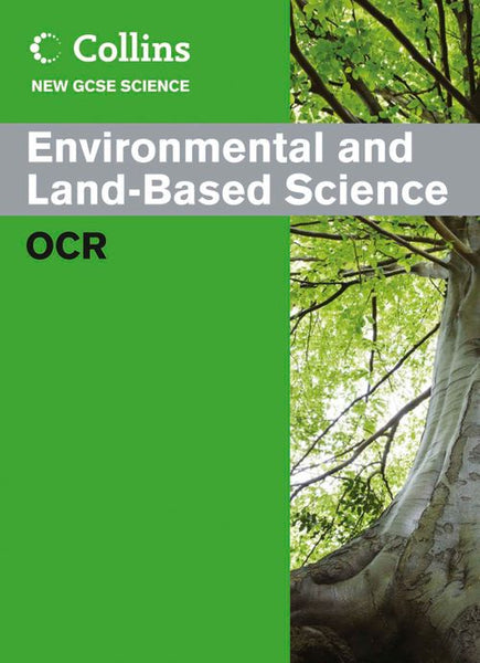 Collins New GCSE Science - OCR Environmental and Land Based Science:Collins Online Home User Only Licence edition