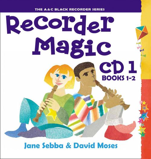 Recorder Magic - Recorder Magic CD 1 (For books 1 & 2)