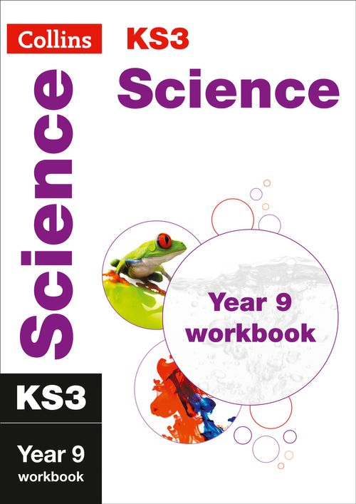 Collins KS3 Revision - KS3 Science Year 9 Workbook