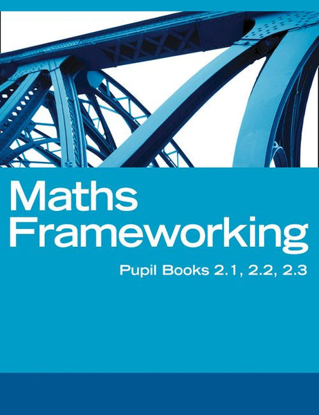 Maths Frameworking - KS3 Maths Interactive Book, Homework and Assessment Pack 2: Powered by Collins Connect, 1 year licence (Maths Frameworking)