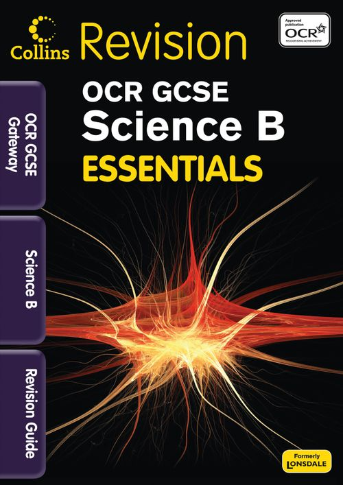 Collins GCSE Essentials - OCR Gateway Science B:Collins Online Learning 1 Year edition