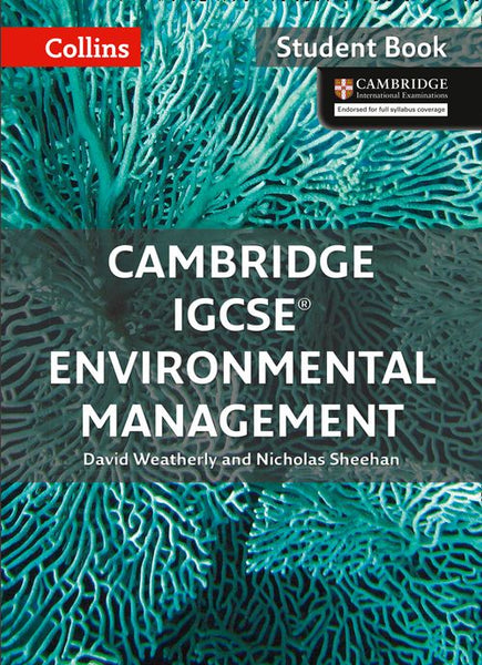 Collins Cambridge IGCSE™ - Cambridge IGCSE™ Environmental Management:First edition