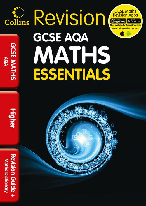 Collins GCSE Essentials - AQA Maths Higher Tier:Collins Online Learning 1 Year edition