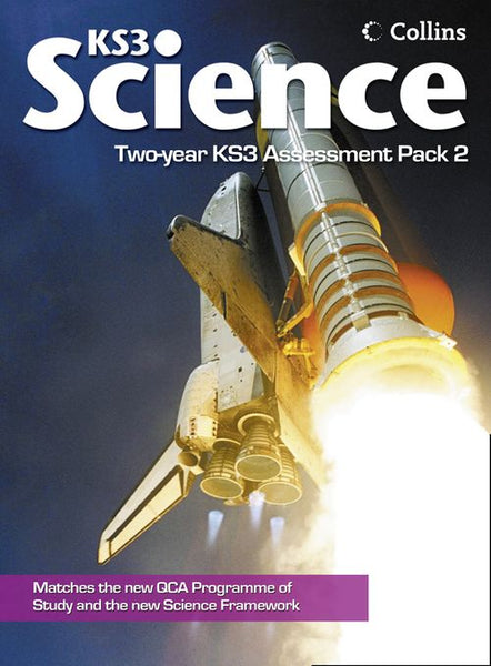 Collins KS3 Science - Collins KS3 Science – Two-year KS3 Assessment Pack 2: Paid for download edition