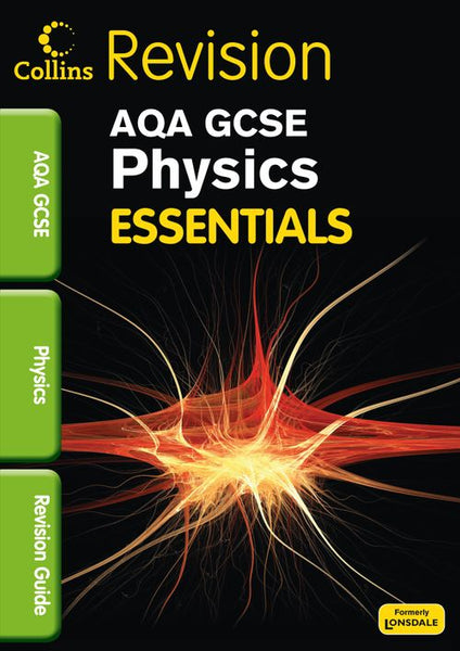 Collins GCSE Essentials - AQA Physics:Collins Online Learning 1 Year edition