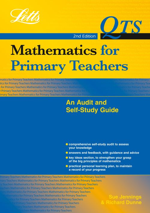 Letts QTS - QTS: Maths for Primary Teachers