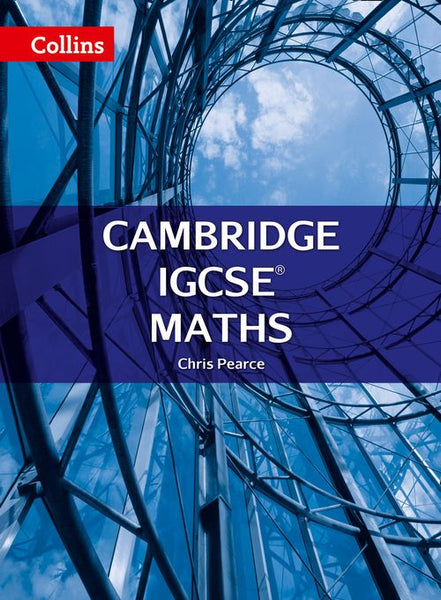 Collins Cambridge IGCSE™ - Cambridge IGCSE™ Maths Student's Book and Chapter Tests: Powered by Collins Connect, 1 year licence (Collins Cambridge IGCSE™)