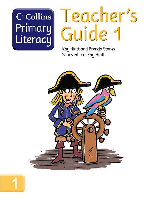 Collins Primary Literacy - Teacher's Guide 1:New edition