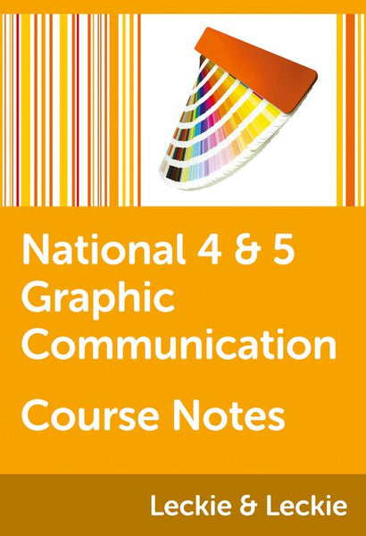 Course Notes for SQA Exams - National 4/5 Graphic Communication Course Notes: Powered by Collins Connect, 1 year licence (Course Notes for SQA Exams)