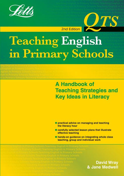 Letts QTS - QTS: Teaching English in Primary Schools