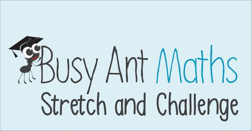 Busy Ant Maths - Stretch and Challenge : Powered by Collins Connect, 1 year licence