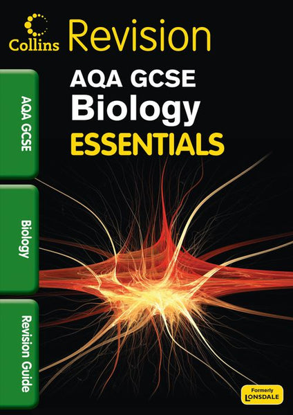 Collins GCSE Essentials - AQA Biology:Collins Online Learning 1 Year edition