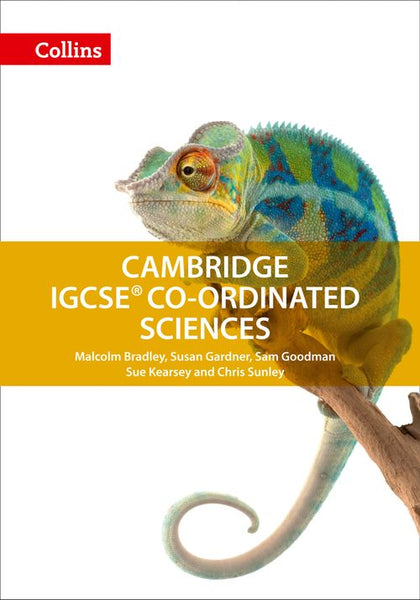 Collins Cambridge IGCSE™ - Cambridge IGCSE™ Co-ordinated Sciences: Powered by Collins Connect, 1 year licence (Collins Cambridge IGCSE™)