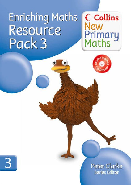 Collins New Primary Maths - Enriching Maths Resource Pack 3: Download edition