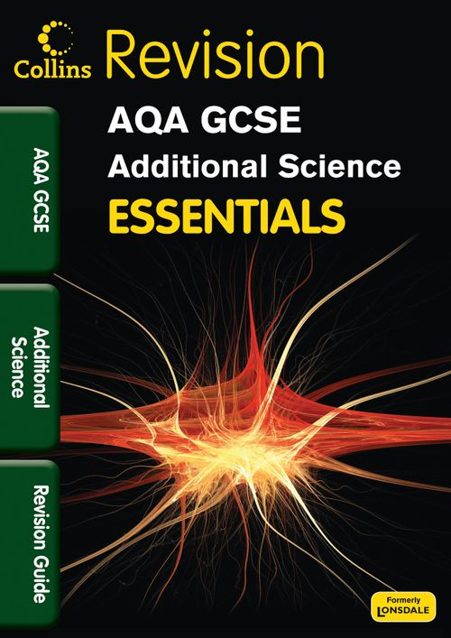 Collins GCSE Essentials - AQA Additional Science:Collins Online Learning 1 Year edition